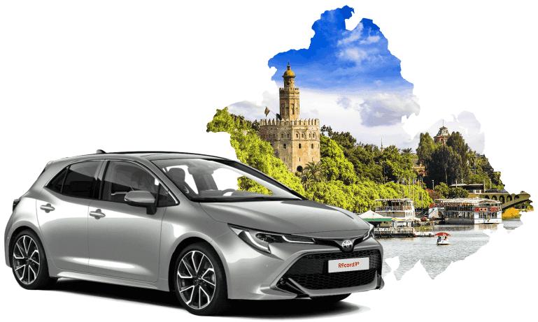 Rent a car Sevilla (Spain)
