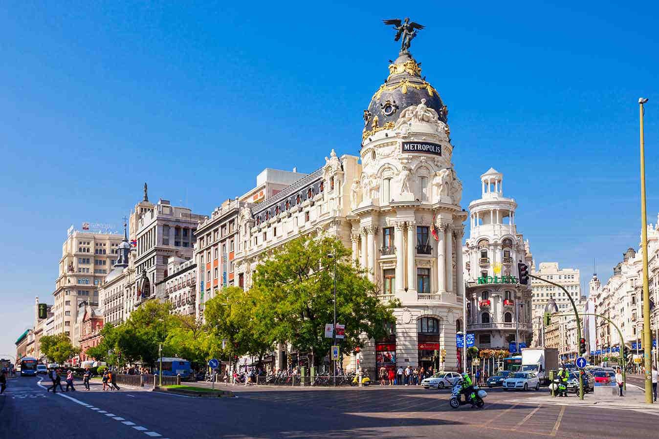 Mietwagen Madrid Barajas