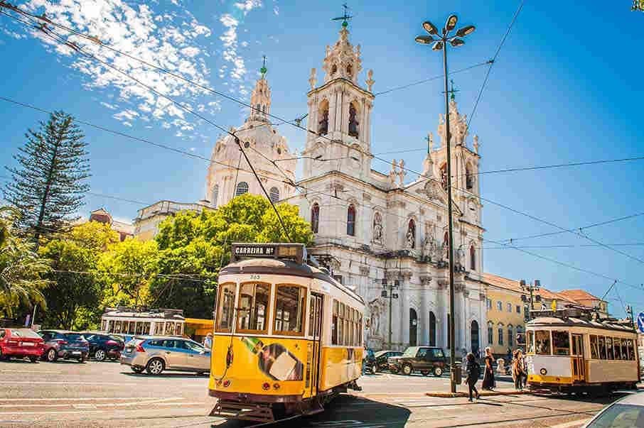 Mietwagen Lissabon