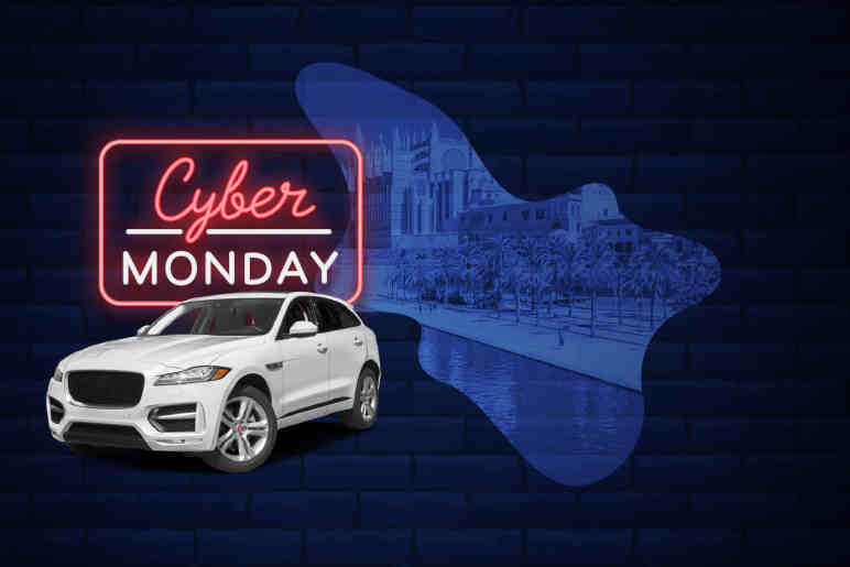 Cyber Monday bei Record go