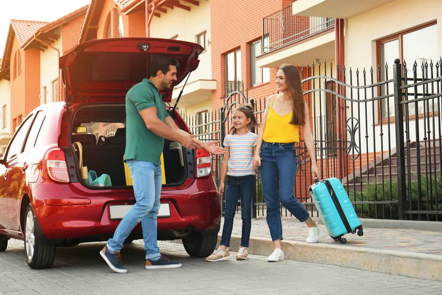 long-term hire car for a medium or large term