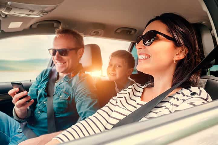 The benefits of the Go Easy Car Hire rate
