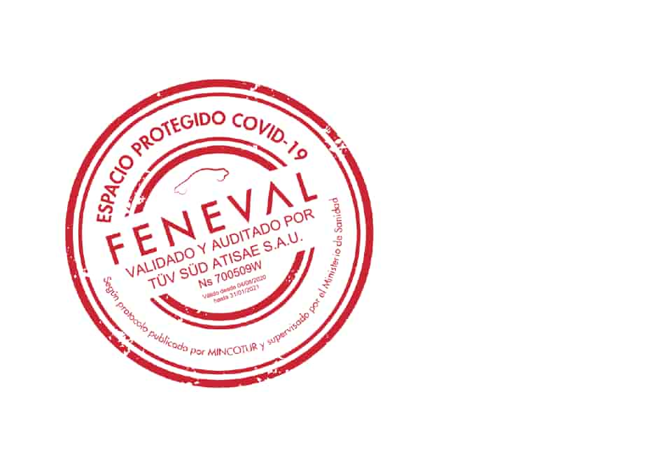 Segell FENEVAL Record go rent a car
