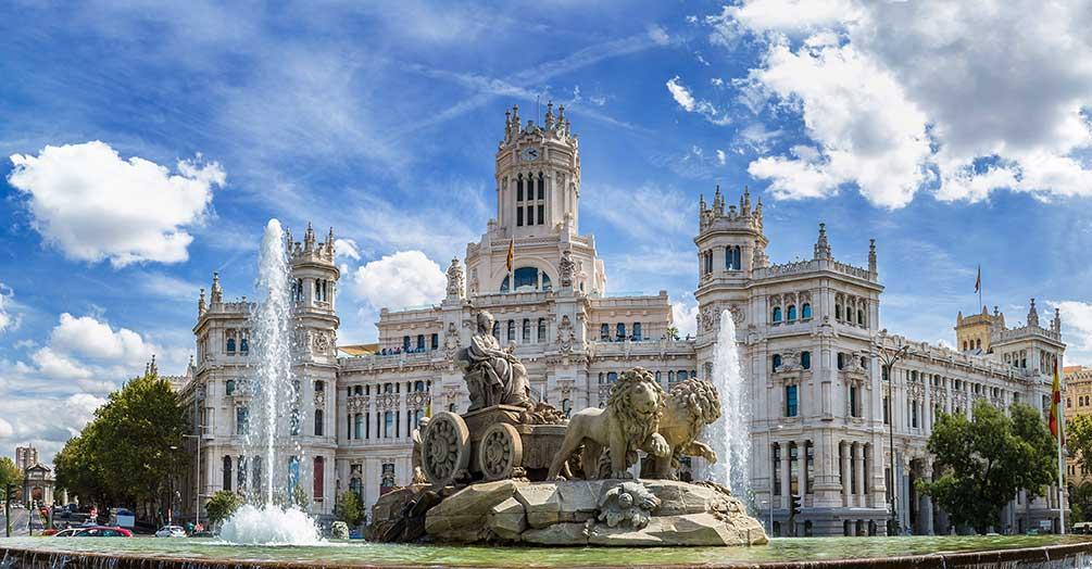 renta car em Madrid