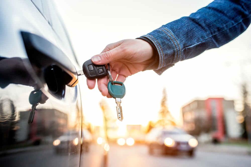 Flexible Renting car in Porto