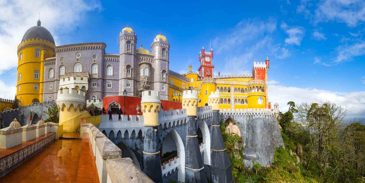 Palacio da Pena - Ver Sintra en un día